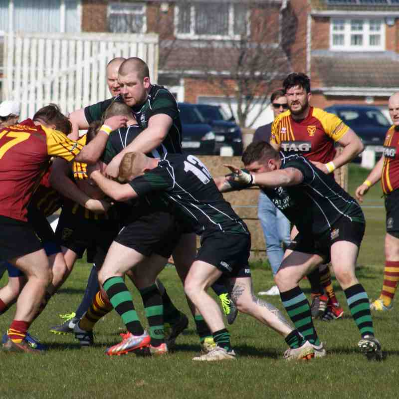 Seaton Carew v Blyth 8th. April 2017