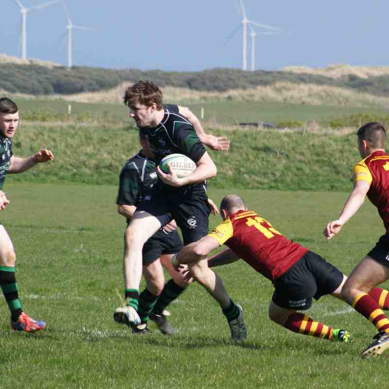 Seaton Carew v Blyth 8th. April 2017
