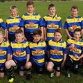 U12 beat Banbury 0 - 15