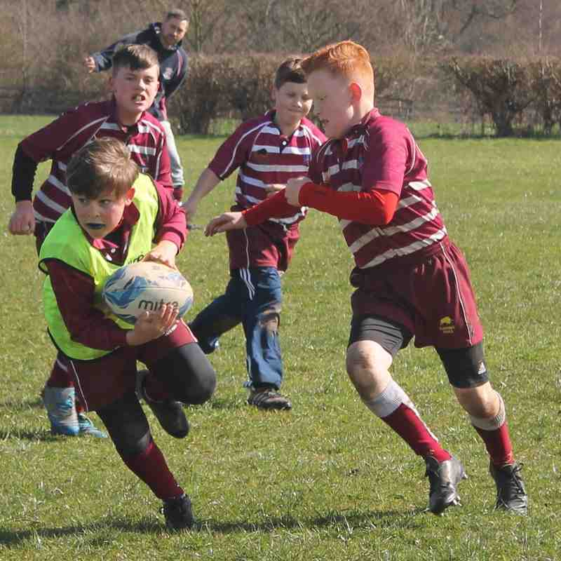 Wirral U11 .vs. Parkonians