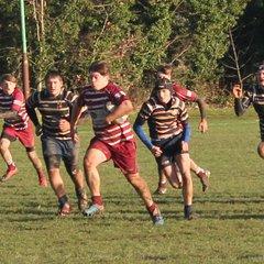 Wirral U16's vs St Anselms 09/12/18