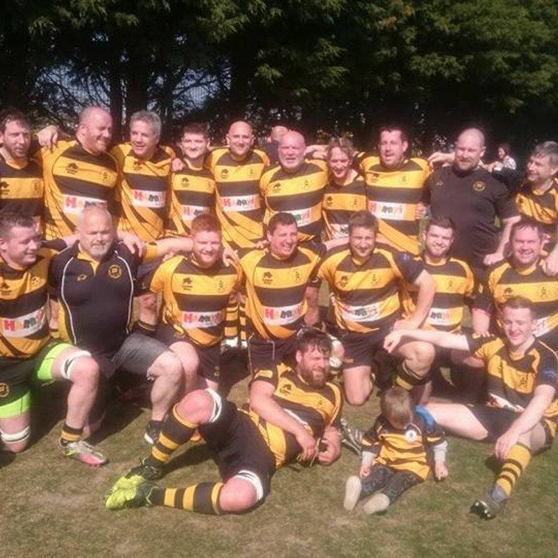 2nd XV beat Bancroft RFC 17 - 5