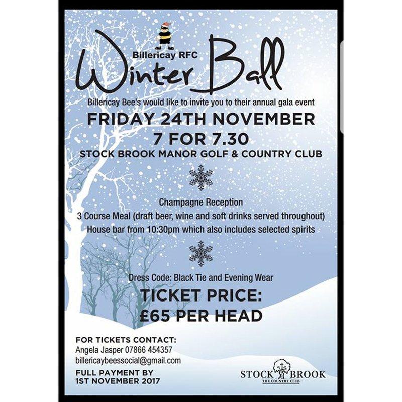 BRFC Winter Ball 2017