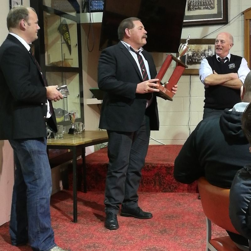 2016 WRFC Senior Prizegiving