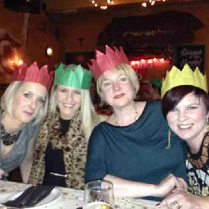 More evidence from the Christmas social.....