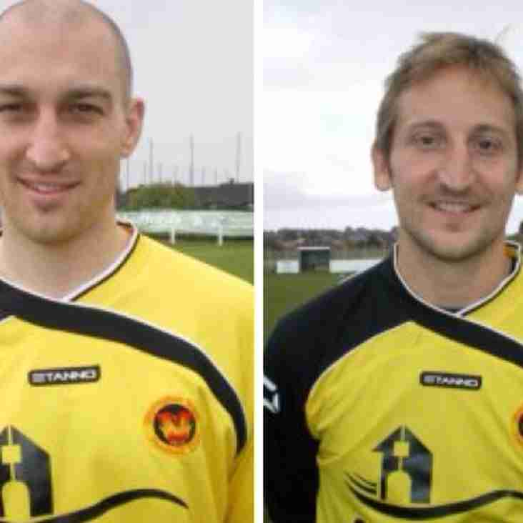 Sykes And Cartledge Retire.