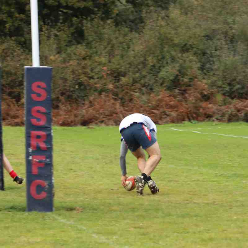 SSRFC 2s v Fawley 2s 051116