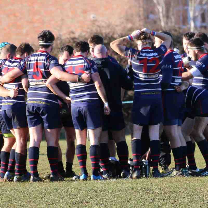 1st XV v Petersfield 28Jan17