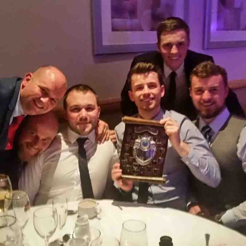 Yorkshire League Presentation Dinner