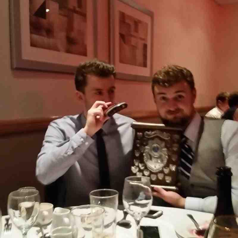 Yorkshire League Presentation Dinner