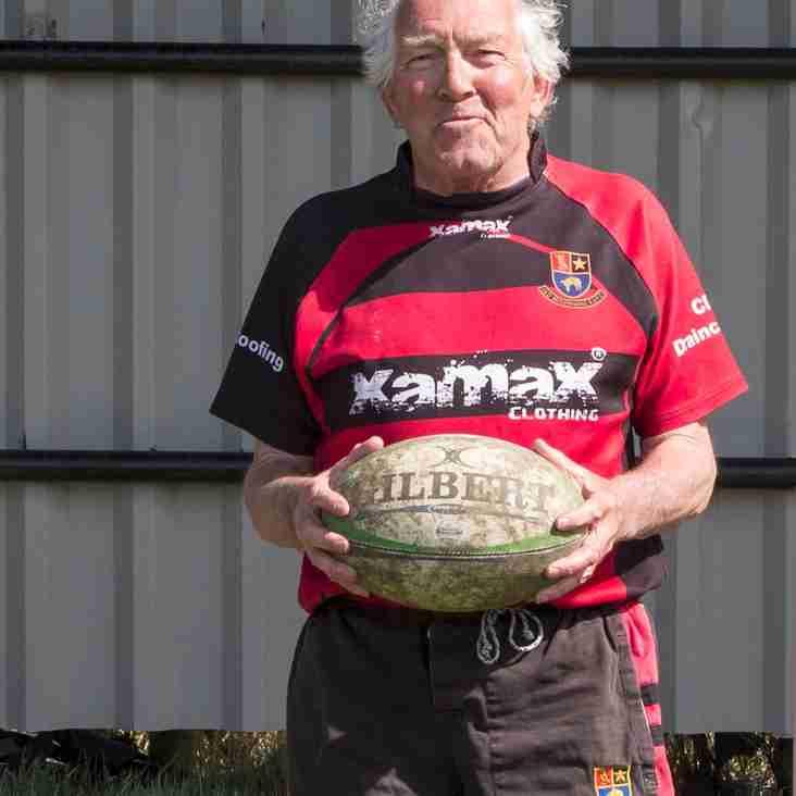Ian Armitage - 50 years