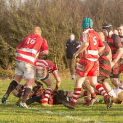 2nd XV v Wetherby 18-2-2017