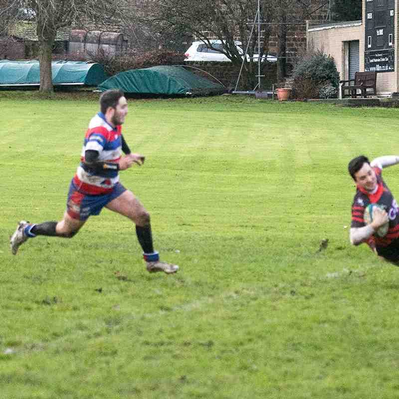 Mods 1st XV v Castleford 2-12-2017 WON 23-14