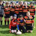 Bees U12's unsettle North Ribb in Settle!