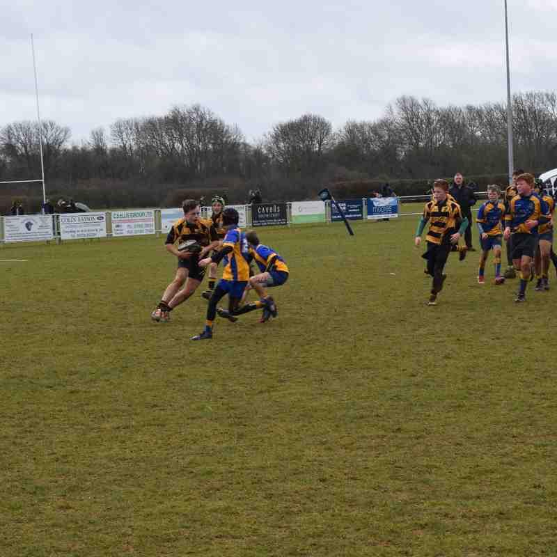 LR Cup U12 v Kenilworth