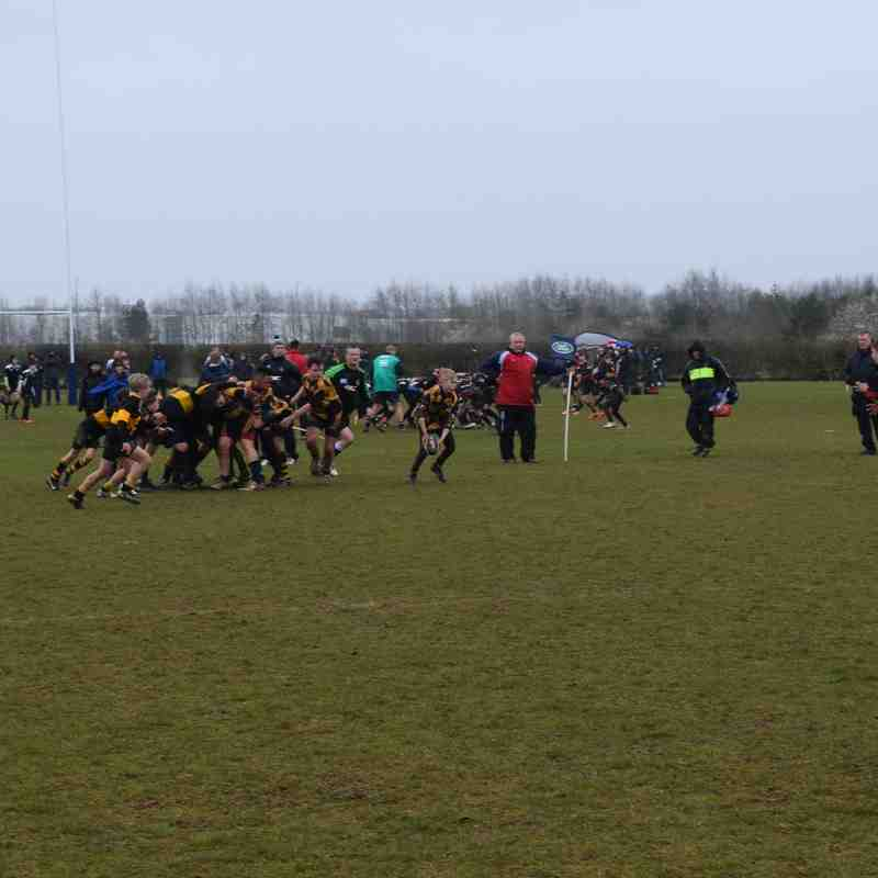 LR Cup U12 v Oakham