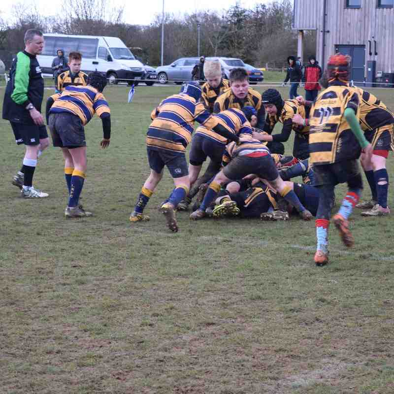 LR Cup U12 Final v Loughborough