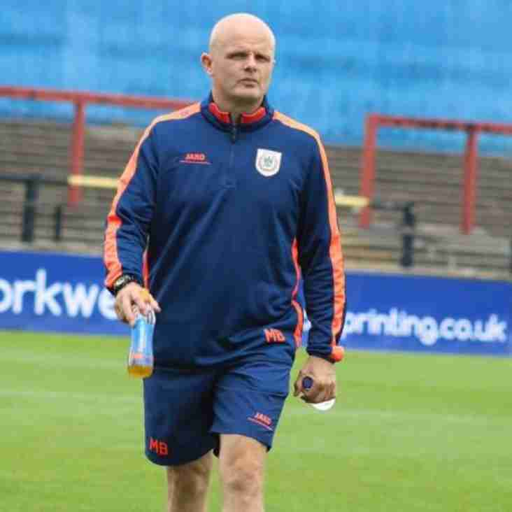 Coach Bradshaw Is Named As Curzon's New Manager