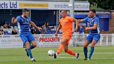 Billericay Town Make Statement of Intent with Trio of Signings