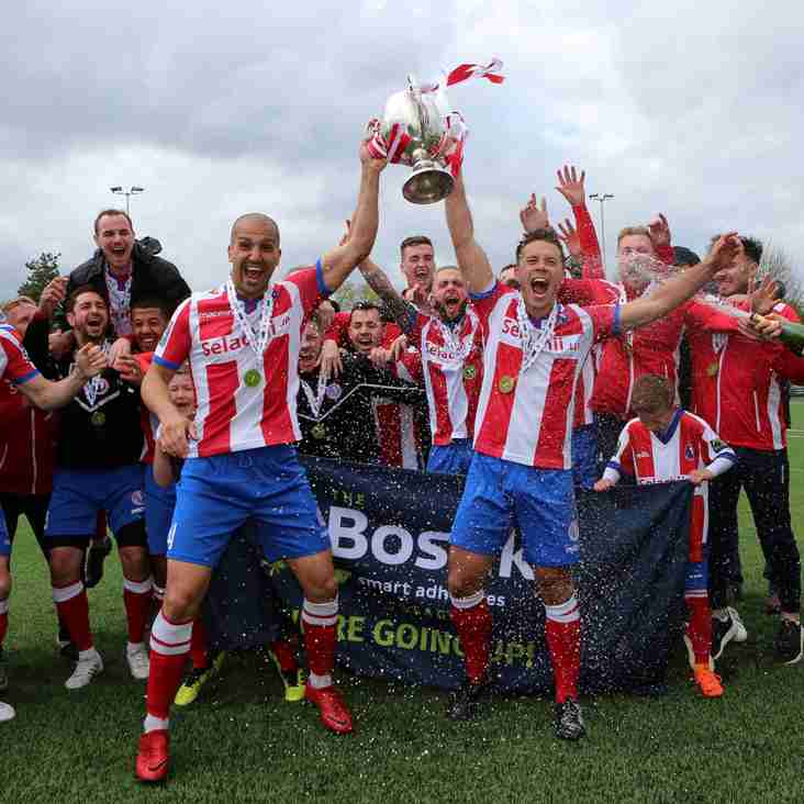 Dorking Wanderers Ready For Biggest Challenge Yet says White