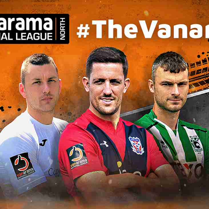 Club-by-Club Guide for the Vanarama National League North