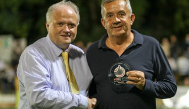 The Saint of Clarence Park Receives Recognition