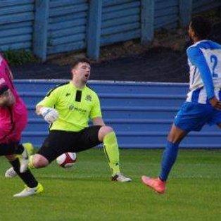 Ducks Hit six Past Eccleshill United