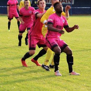 Pontefract Colliries 2 -3 Shaw Lane AFC
