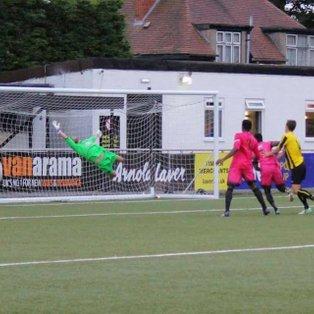 Harrogate Town 2-2 Shaw Lane AFC