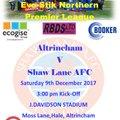 Match Preview - Altrincham v Shaw Lane AFC