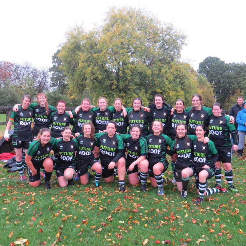 York RUFC Women vs Ripon 14/10/18