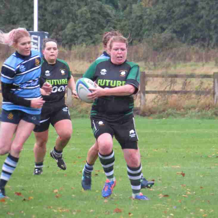 York Women Record Another Fine Win.