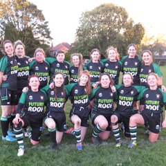 York RUFC Women vs Scunthorpe - 28.10.18