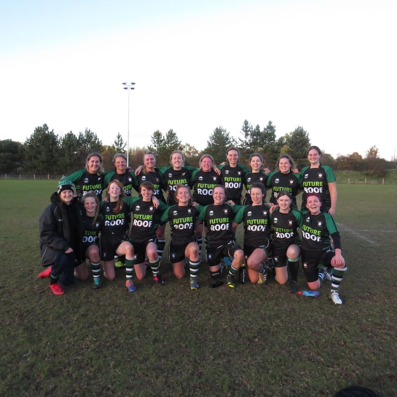 York RUFC Women vs Doncaster - 11/11/18