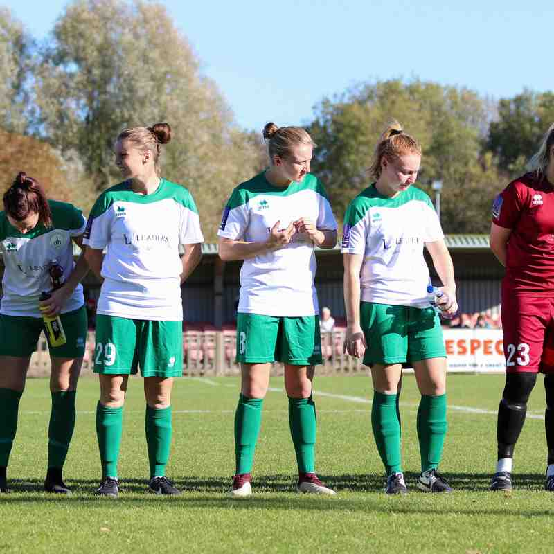 Queens Park Rangers Women v Chichester City Ladies