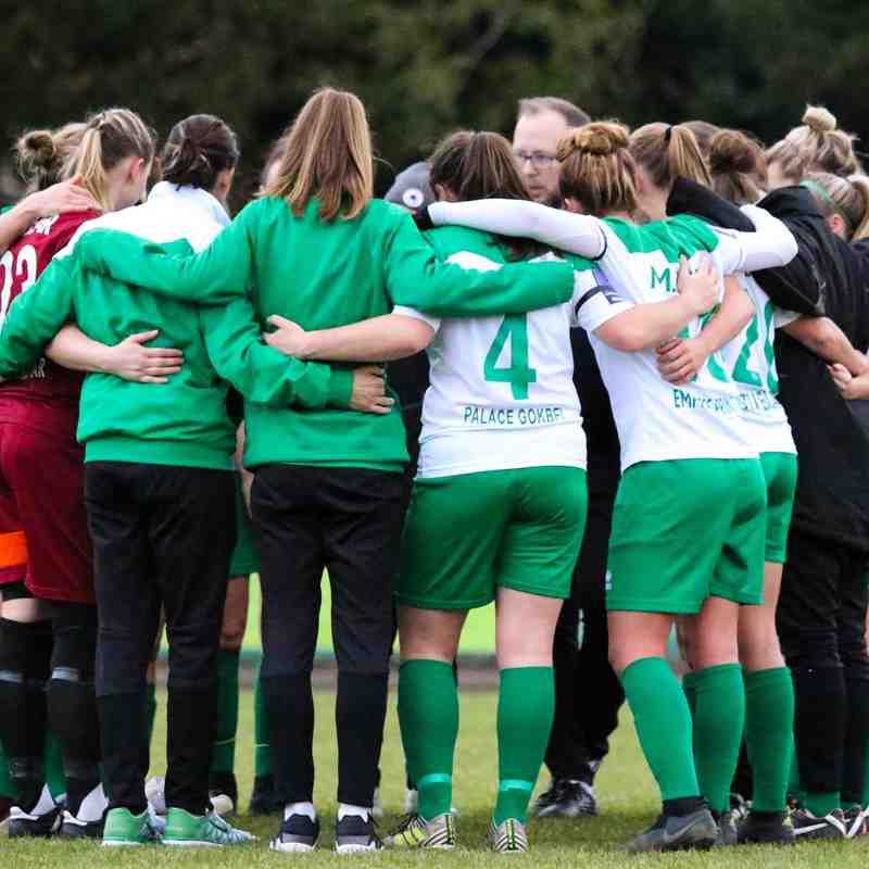 Chichester City Ladies vs Gillingham Ladies fc