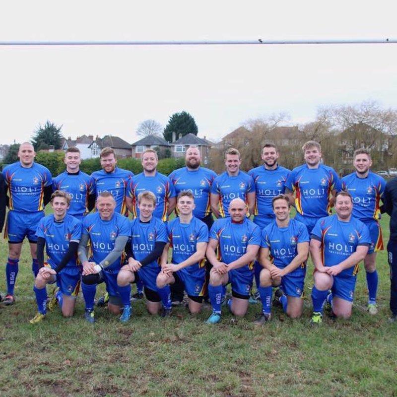 1st XV beat Ellingham & Ringwood II 24 - 0