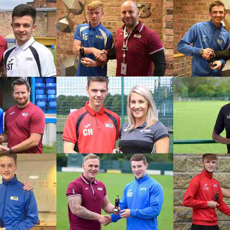 2016/17 NPLFA Students of the Year