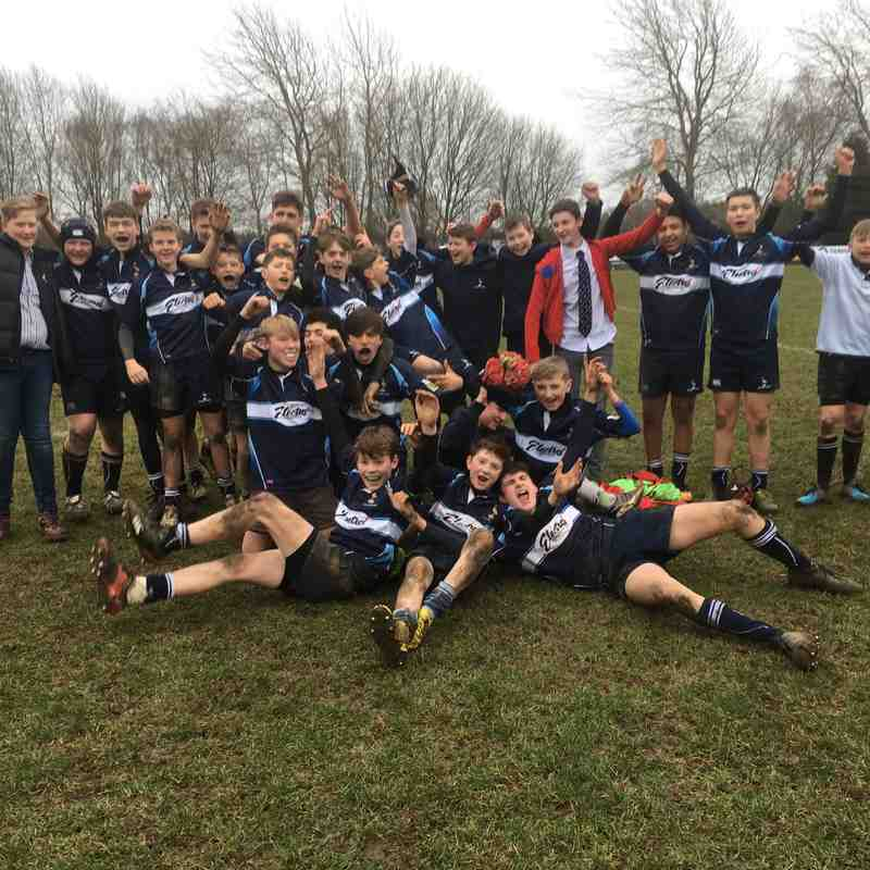 NLD Semi W Bridgford 14.1.18