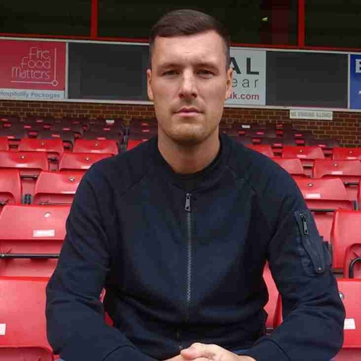Liam Daly Says Being Full Time Key To Harriers Move