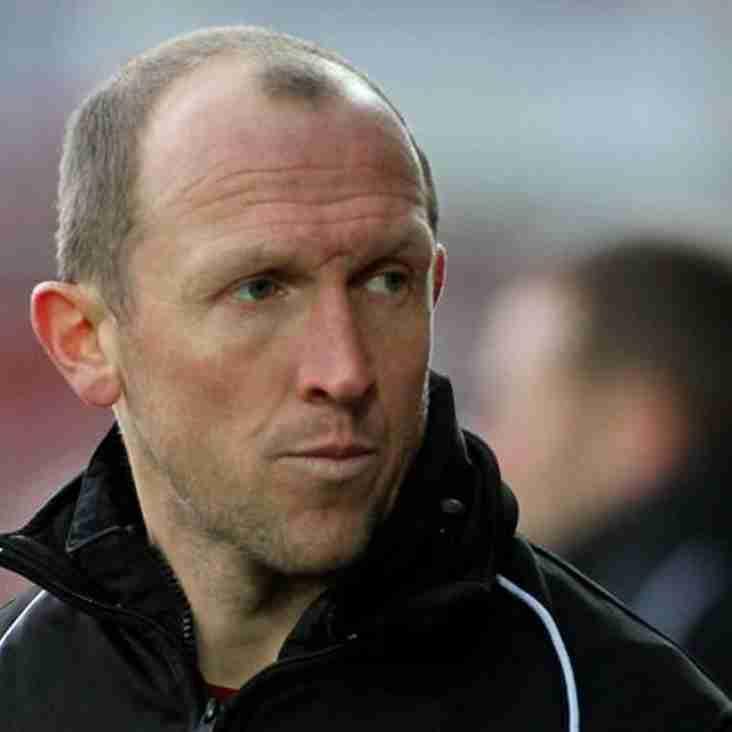 Tamworth Boss Can't Wait For Season To Start