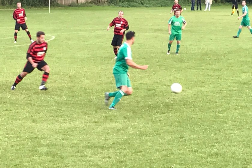 1st Friendly against Honiton Town