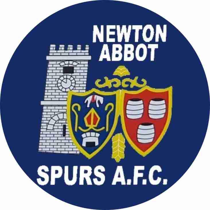 Newton Abbot Spurs AFC v Elmore AFC