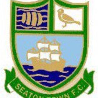 Elmore FC v Seaton Town FC