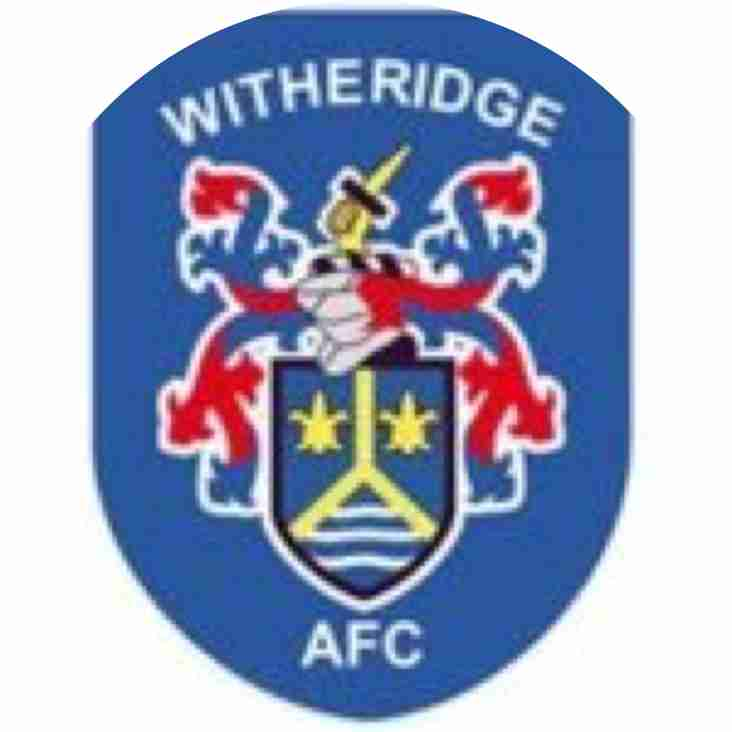 Witheridge FC v Elmore FC