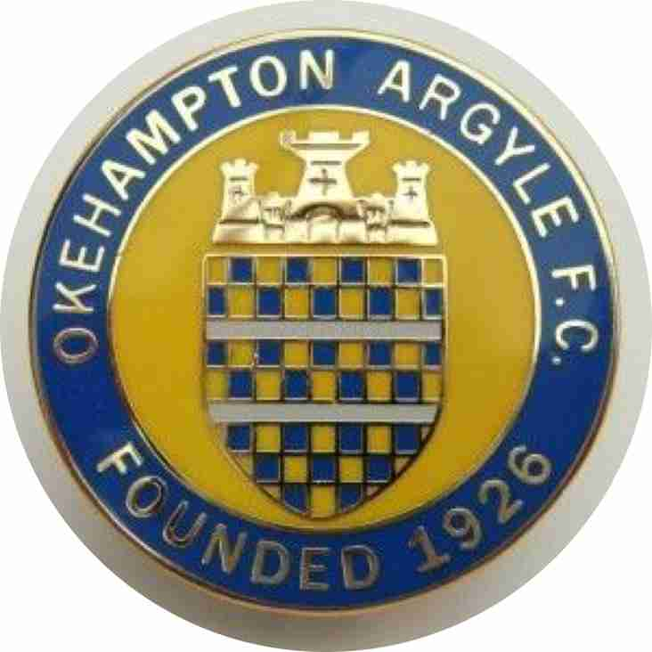 Okehampton Argyle FC v Elmore FC