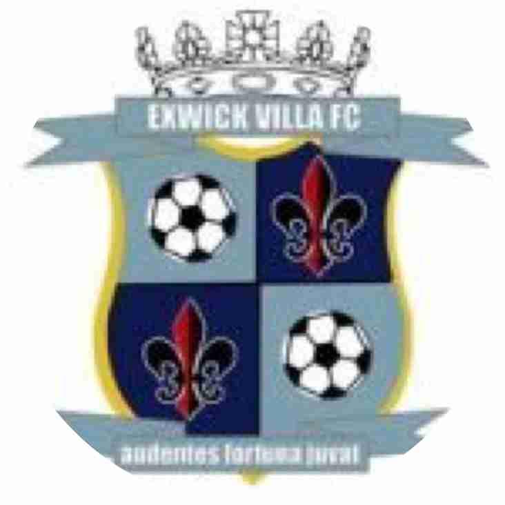 Exwick Villa FC v Elmore FC
