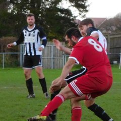 Holsworthy FC v EDlmore FC DPCup