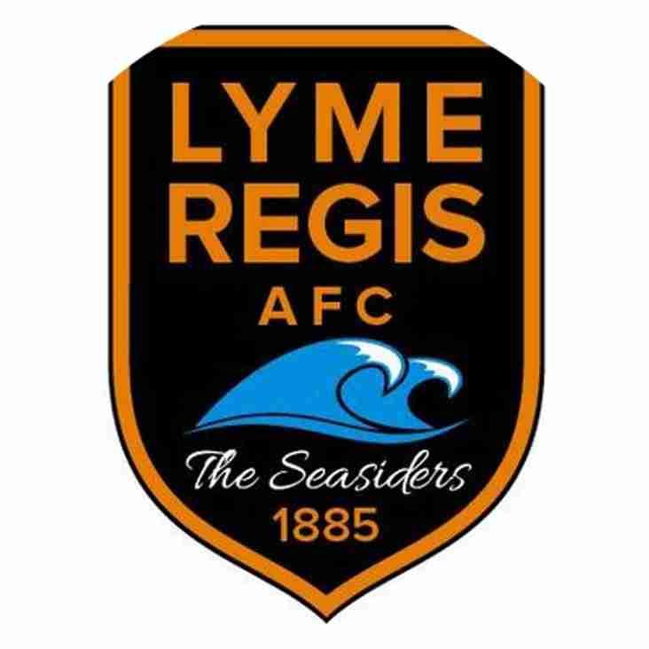 Elmore Res v Lyme Regis FC
