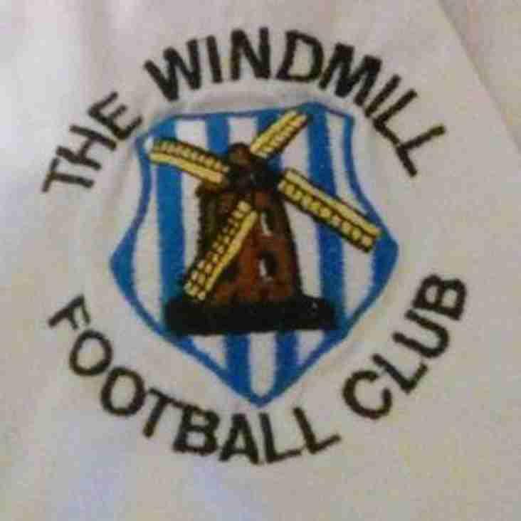 Elmore FC v Windmill FC